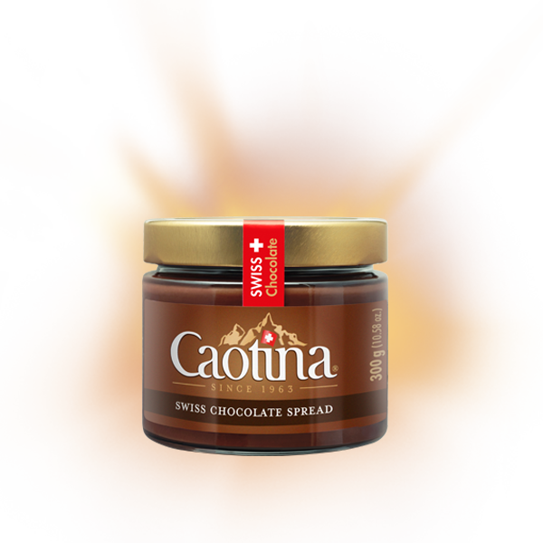 Caotina Swiss Chocolate Spread