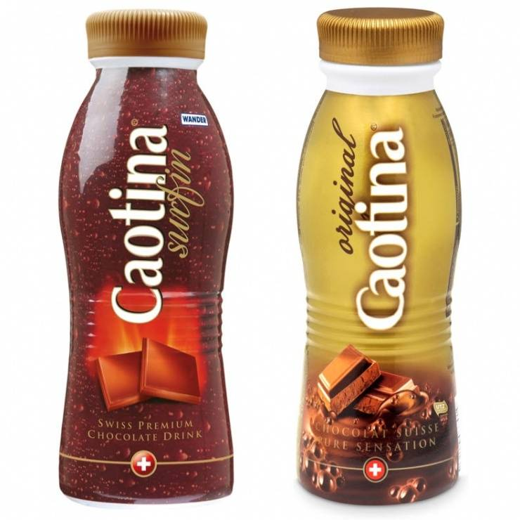 Caotina Drink 2002 vs. 2014